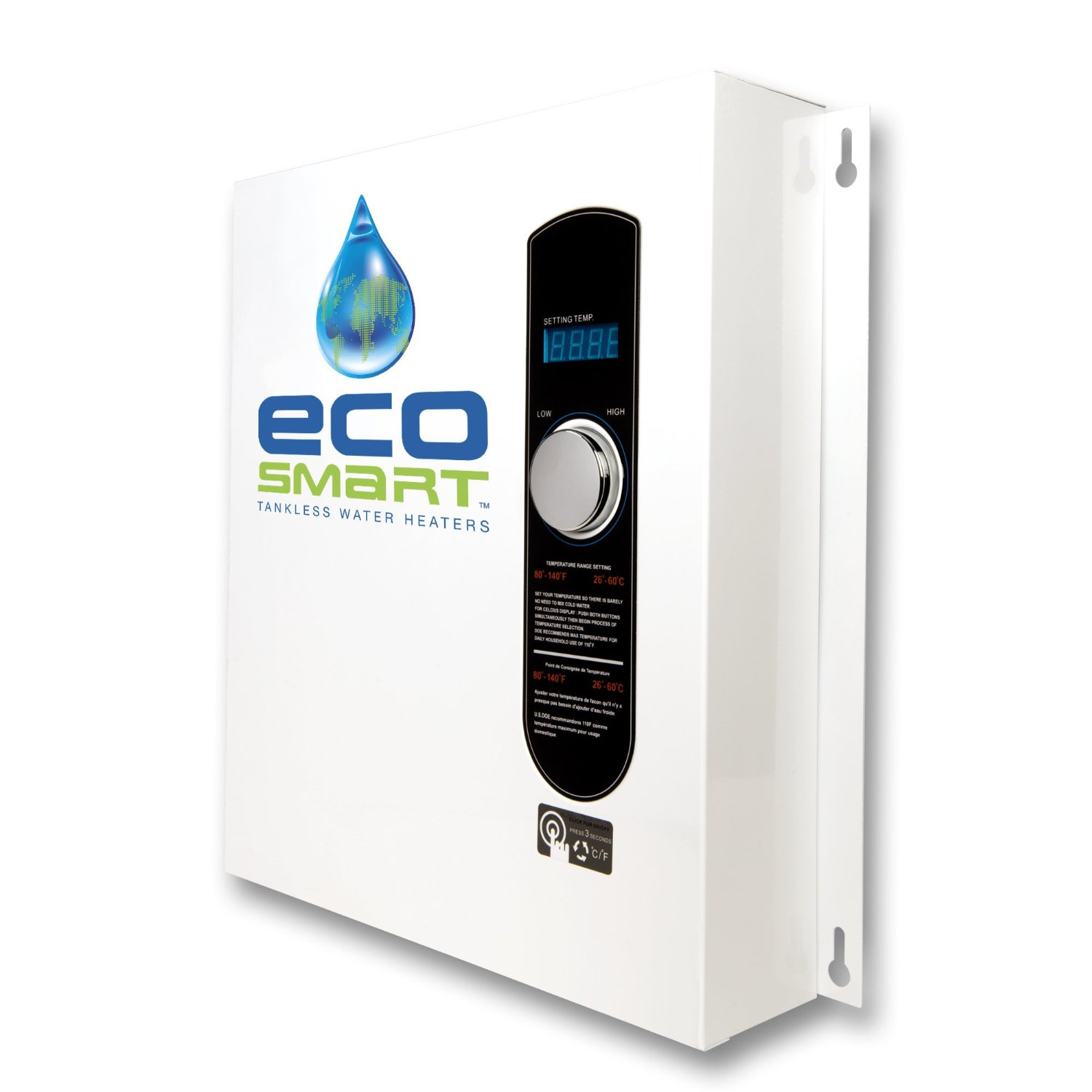 Best Electric Tankless Water Heater : Best tankless water heater reviews gas electric