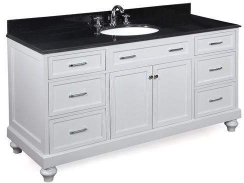 bathroom sinks sink ariel by sc vanity products seacliff nantucket double set