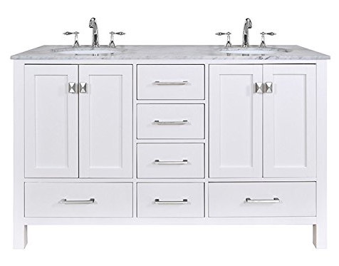 Bathroom Vanities Made From Furniture 20 best single & double bathroom vanity sink reviews (updated 2017)