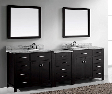 Top Rated Double Bathroom Vanity Sinks. 20 Best Bathroom Vanities  Single   Double  Reviews You Need Today