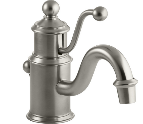 Instead Of Spending Weeks Looking At Faucets Online While Searching For One Your Bathroom Take Our Advice And Pick The Kohler K 139 Bn Antique Single