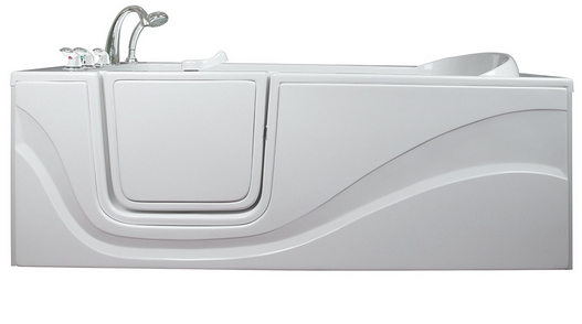 If You Love Soaking In The Tub For Hours But Hate How Low The Water Gets,  Youu0027ll Love This Lay Down Long Soaking Whirlpool Walk In Tub Designed  Specifically ...