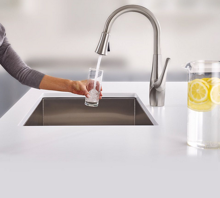 With The Right Faucet In Your Kitchen Or Bathroom, You Can More Easily Prep  Ingredients When Cooking, Clean Up After Cooking, Wash Your Hands And Even  Brush ...