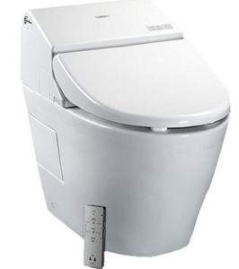 Integrated Toilet G500