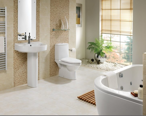 Though Some People Dream Of Bathrooms With Toilets That Have An Integrated  Bidet Or Some Other Great Features, You May Not Have As Much Room As Those  People ...