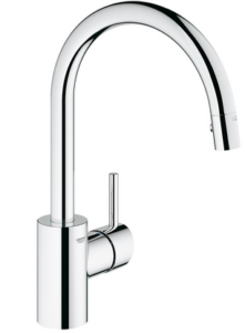 Concetto Single-Handle Pull-Down
