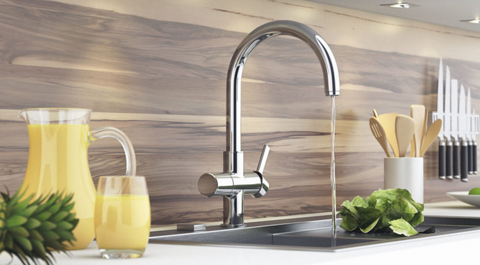 Superbe When It Comes To Companies That Make Products For The Kitchen And Bath, Few  Have The Strong Reputation That GROHE Has.