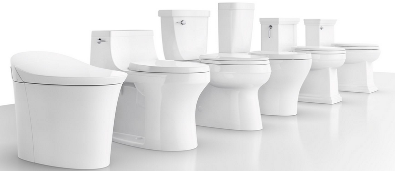 Whether you need to replace every item in your bathroom or just one single  thing, the one name to look for is KOHLER. The company has a great  reputation for ...