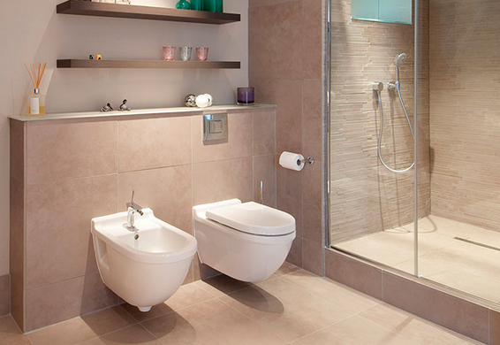 Genial When You Have Limited Bathroom Space Or Just Want To Make That Room Feel  Larger, A Wall Hung Toilet Is A Solid Option. Instead Of Using A Large Tank  That ...