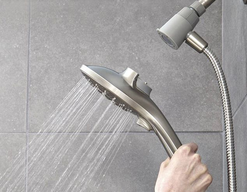 10 Best Handheld Shower Heads Reviews For Your Bathroom