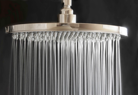 Having A Rain Shower Head In Your Bathroom, Also Called A Rain Shower Or  Rainfall, Lets You Recreate The Exciting Feeling Of Standing Outside And  Feeling ...