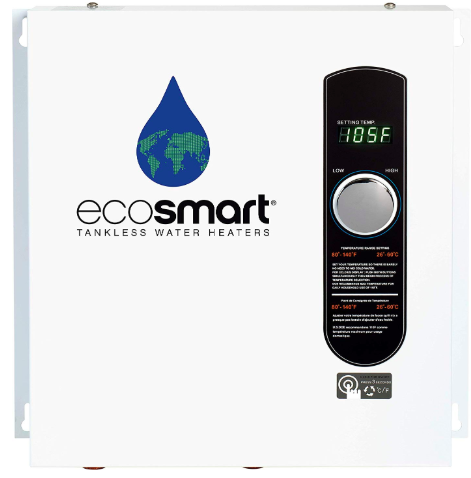 united states release info on online retailer Best Electric Tankless Water Heaters Reviews For 2019