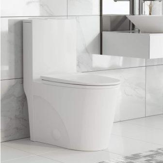 Swiss Madison Well Made Forever SM-1T254 St. Tropez One Piece Toilet