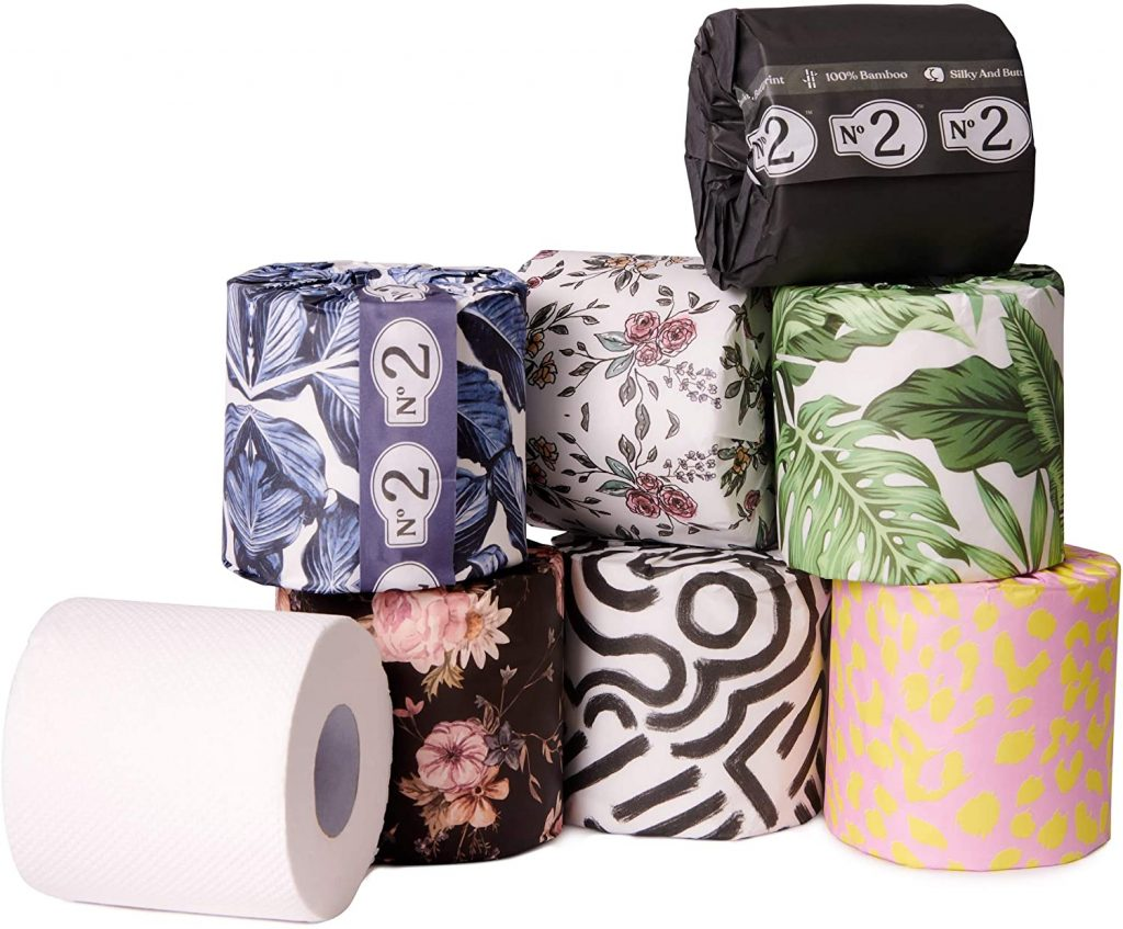 No.2 Toilet Paper Bamboo